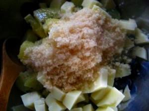 マスカットとチーズのフルーツ和え レシピ3