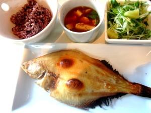 水菜サラダ (6)