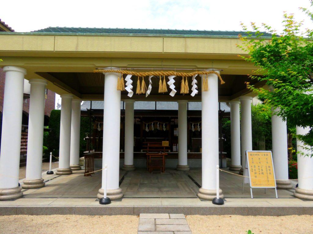 神殿の本殿