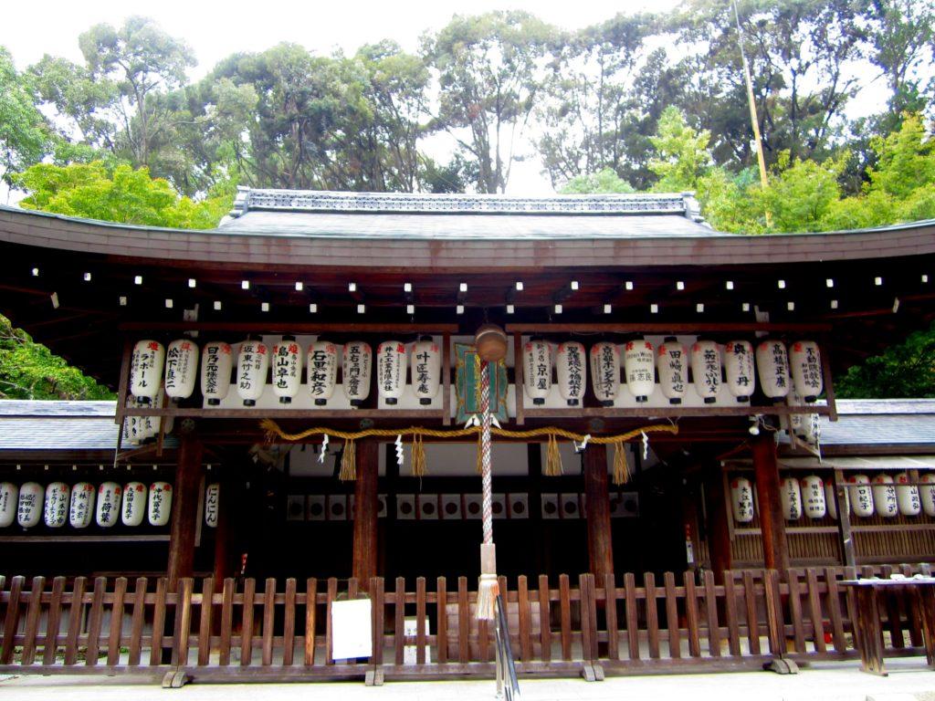 熊野若王子神社 本殿